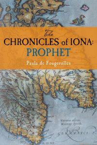 """Okładka wydania oryginalnego """"Kroniki Iony. Prorok"""""""
